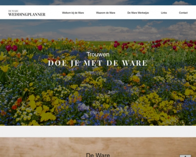De Ware Weddingplanner
