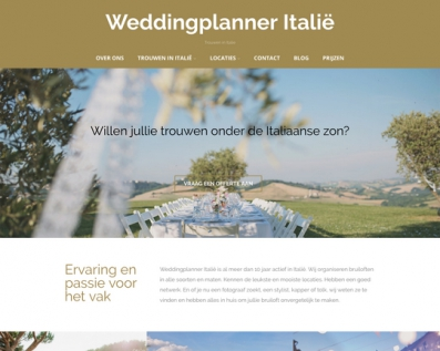 I am Weddingplanner