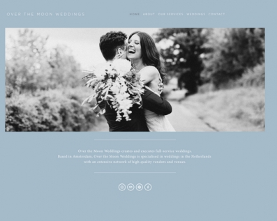 Over the Moon Weddings