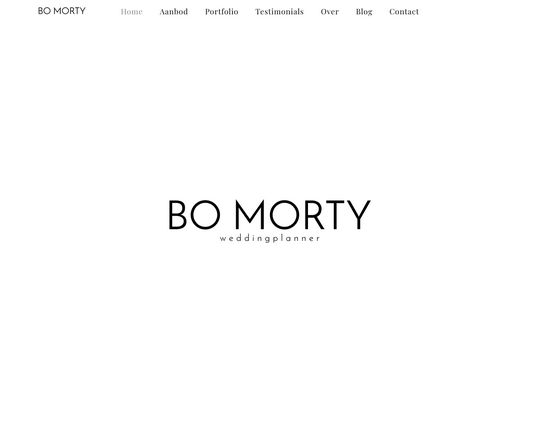 Bo Morty Logo