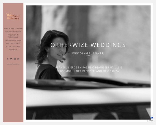 Otherwize Weddings & Events Logo